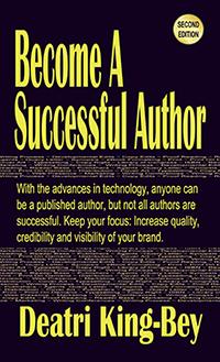 Become A Successful Author 2nd Edition